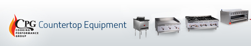 CPG - Counter Equipment