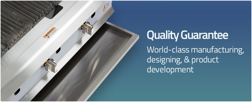 CPG Quality Guarantee