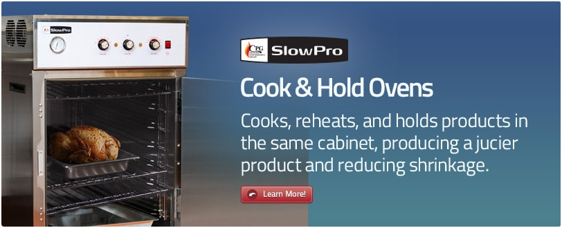SlowPro Cook and Hold Ovens